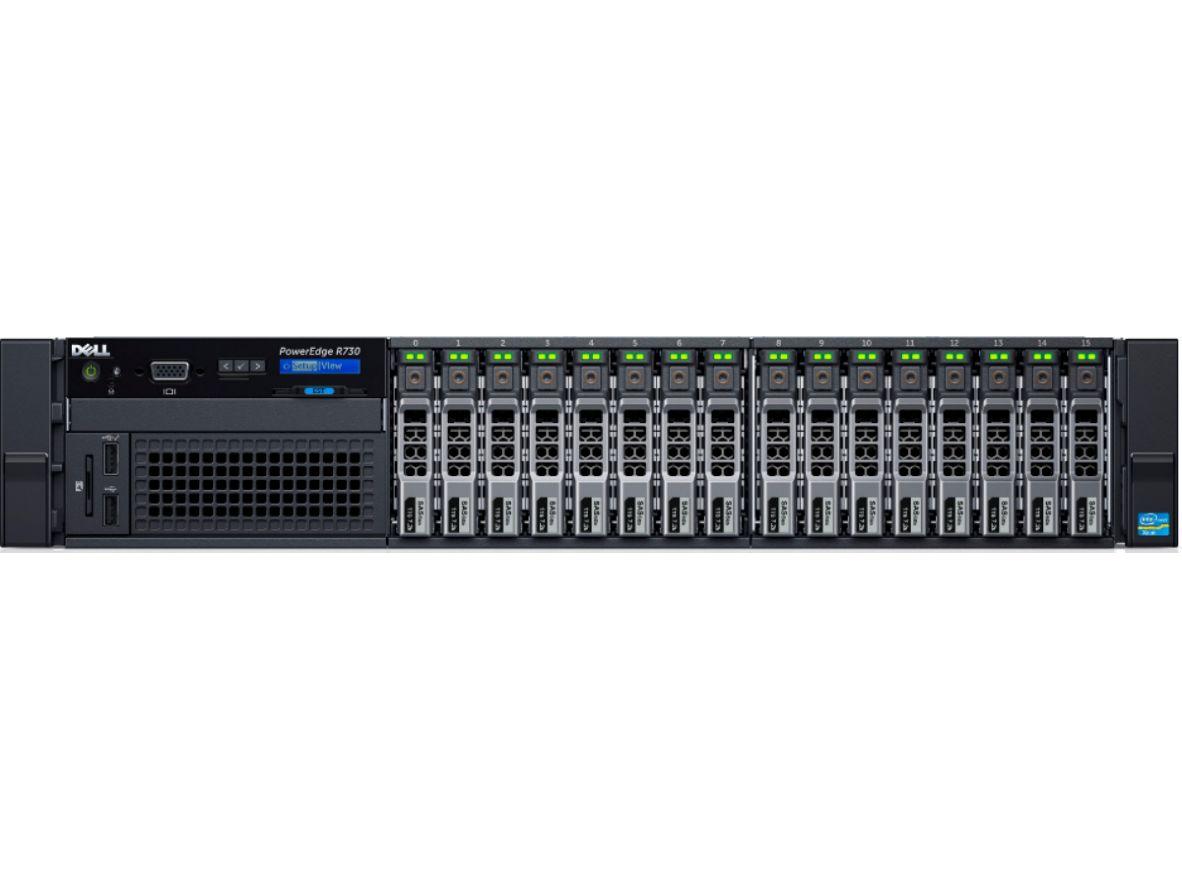 Сервер Dell R730 16×2,5″
